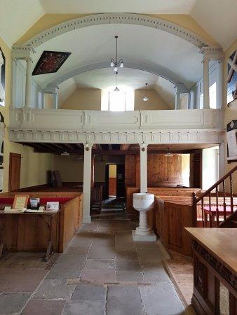 Cromarty, UK: Intérieur de St Regulus