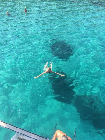 Selimiye, Tyrkiet: crystal clear water