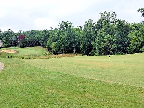 Chapel Hill, NC: tough 10th hole