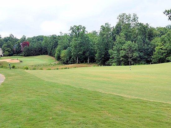 Чейпл-Хилл, Северная Каролина: tough 10th hole