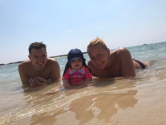 Thalassines Beach Villas Hotel: Best villa ever!