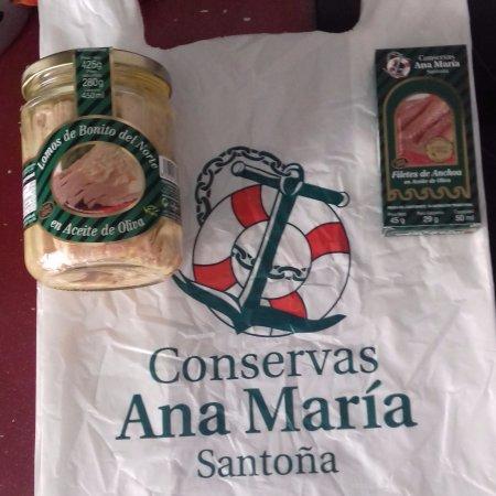 Santona, Spain: Productos