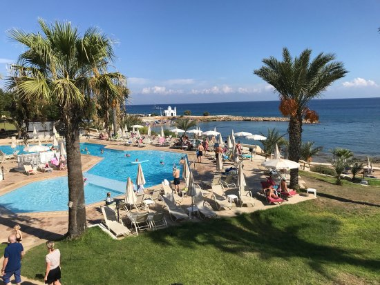 麥洛安卓海灘公寓飯店照片