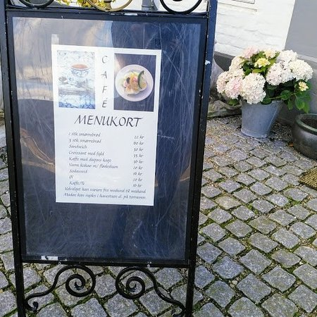 Jelling, Denmark: Haughus Gods Cafe