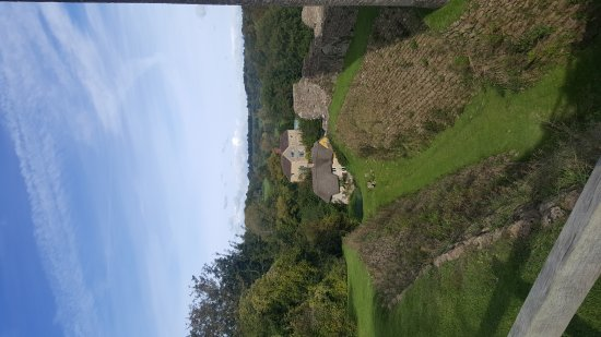 Farleigh Hungerford Castle: Game of Thrones