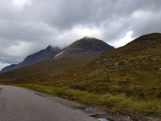 Kinlochewe, UK: Beinn Eighe