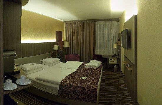 Mercure Wien Zentrum: Room 708