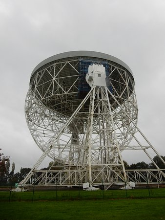 Macclesfield, UK: lovell telescope