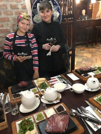 Jihlava, สาธารณรัฐเช็ก: Vyborne steaky