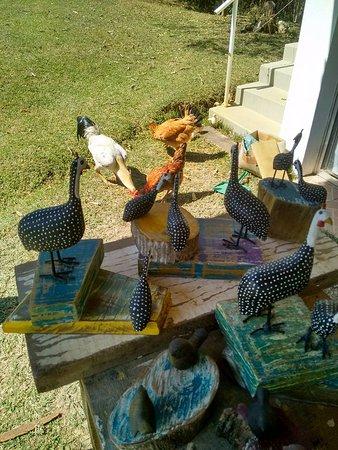 Extrema Azul e Verde artes e Artesanatos