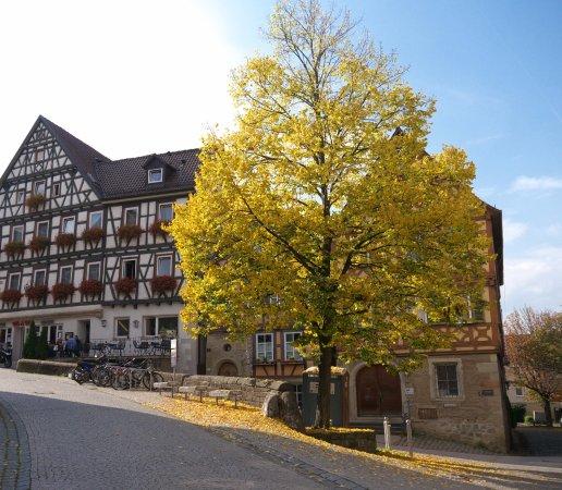 Marbach am Neckar, Germania: Niklastorstraße
