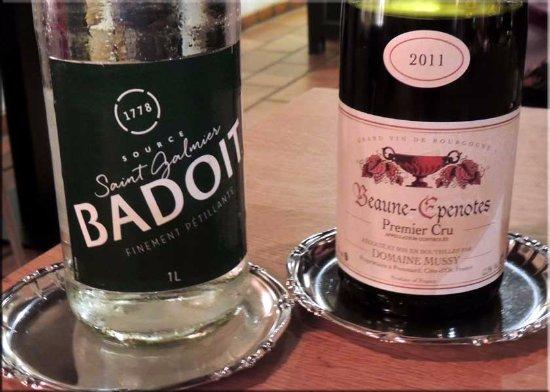 La Garaudière : Our wine