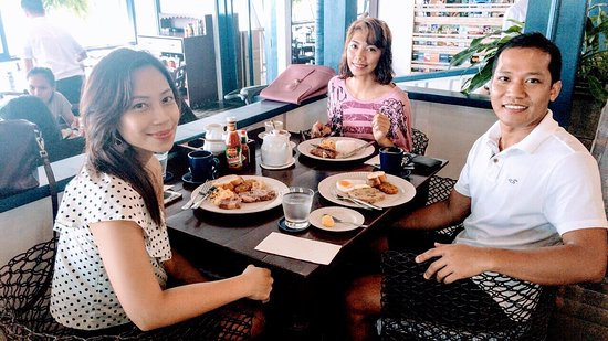 Breakfast At Antonio S Had A In One Of The Well Known Restaurants Tatay