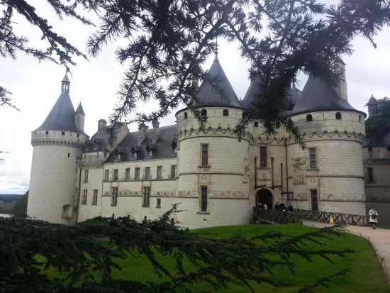 Centre-Val de Loire, Frankrike: Fehlt nur noch Rapunzel