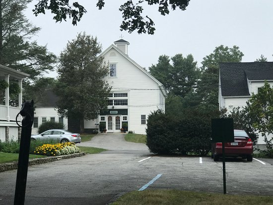 Seekonk, MA: Main building with reception, dining and play rooms