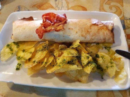 Villafranca de los Barros, Spanyol: Deliciosas Tapas y Raciones