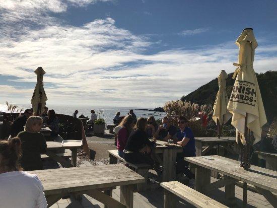 Talland Bay Beach Cafe : photo4.jpg