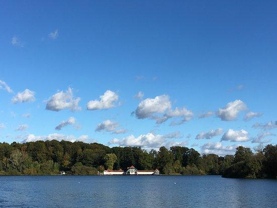 Historische Badeanstalt Eutiner See