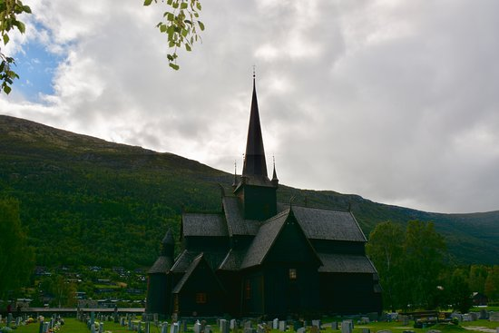 The Lom Stave Church
