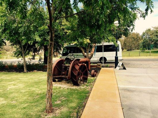 Swan Valley, Αυστραλία: the boozy bus <3