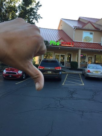 Bartonsville, PA: Thumbs Down!