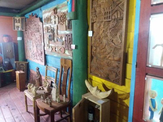 Museo de Madera - Escultor Jose Castro