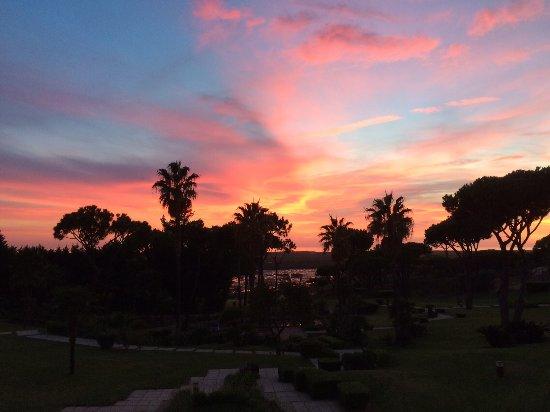 Quinta Do Lago Hotel: Sunset