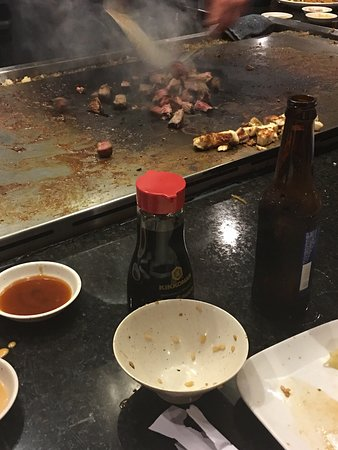 Roppongi Japanese Steak & Sushi