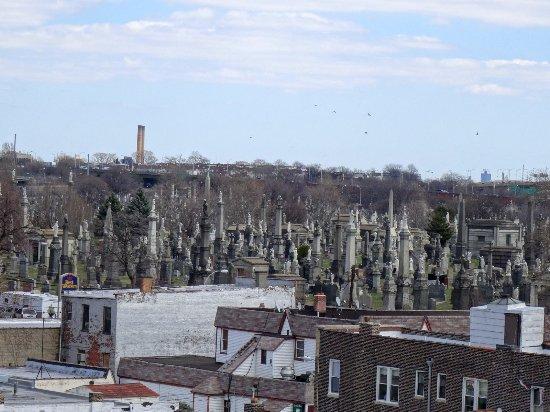 Woodside, Estado de Nueva York: Vista aérea.