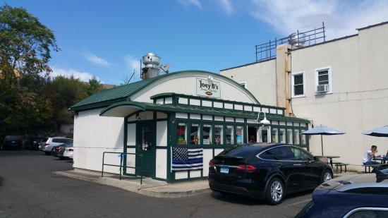 Cos Cob, CT: Joey B's Eatery