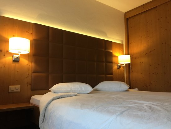 Hotel Olympic : Chambre double standard