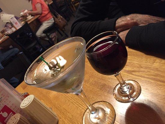 Hammond, OR: Beverages