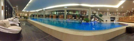 Telfs, Austria: Spa und Schwimmbad