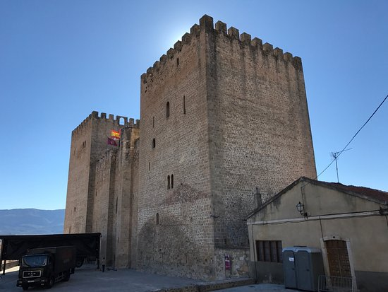 Torres de Medina de Pomar (Torres de los Velasco)