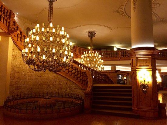 Telfs, النمسا: Lobby