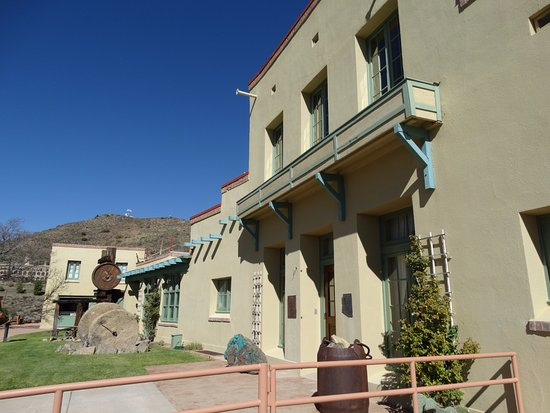 Jerome, AZ: Douglas Mansion