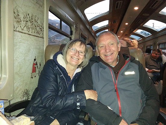 PeruRail - Expedition: Onboard the train from Ollantaytambo to Aguas Calientes