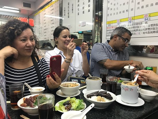 Food Tour By Owner Of Curate