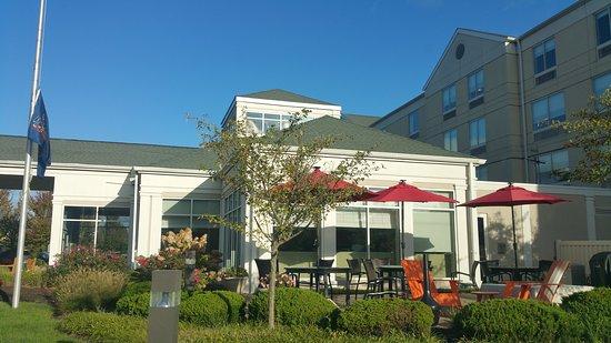 Hilton Garden Inn Wilkes Barre: A beautiful day at HGI Wilkes Barr