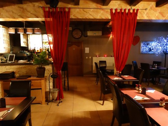 Zelzate, Belgium: restaurant