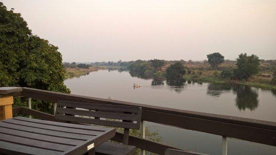 Chirundu, Zambia: Aussicht