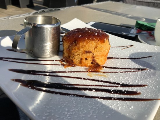Fairways Hotel : Lovely Sunday lunch & desserts