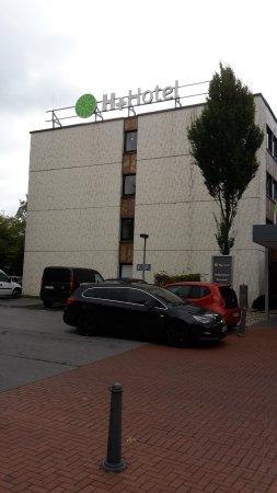 H+ Hotel Bochum لوحة