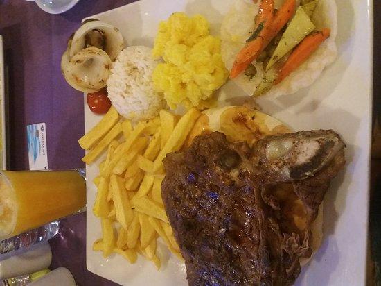 Villa Dream Restaurant: 20171008_185727_large.jpg