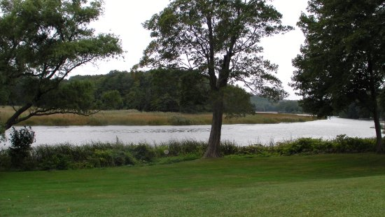 Old Lyme, CT: river and marsh