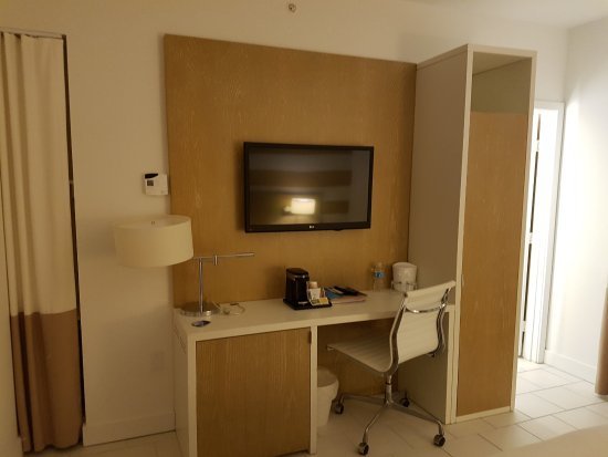 Pestana Miami South Beach: chambre 3 eme etage