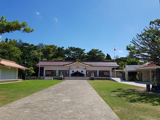 Okinawa Gokoku Shrine