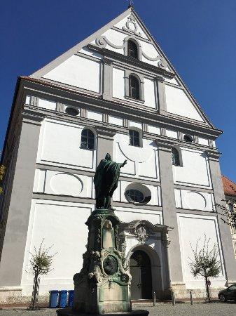 Studienkirche Mariae Himmelfahrt