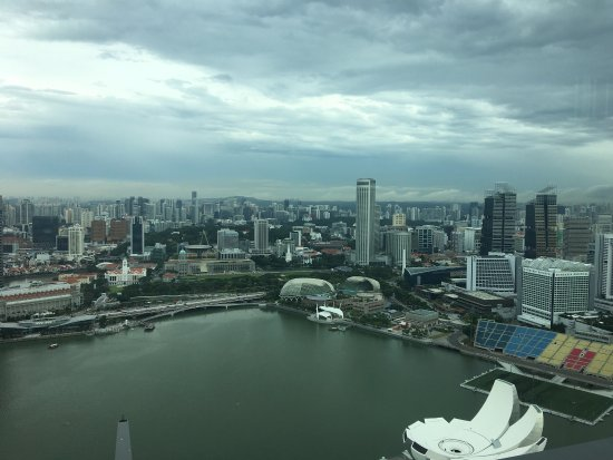 Marina Bay Sands Food Review