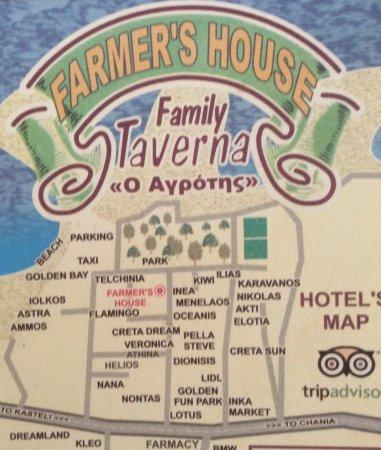 Farmer s House : Location location